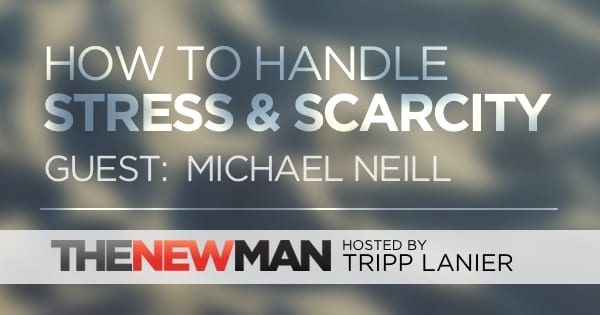 181 How to Handle Stress and Scarcity – Michael Neill