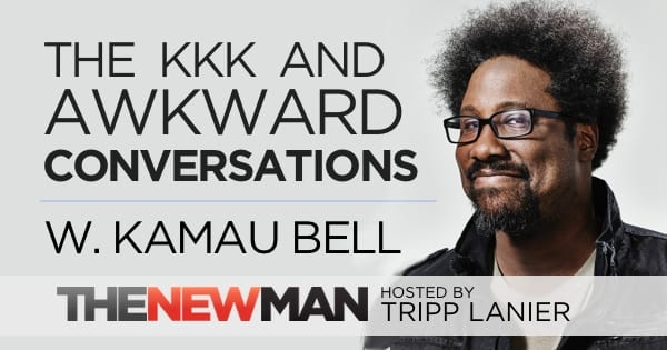 185 The KKK, Race, and Awkward Conversations – W. Kamau Bell