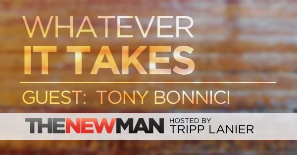 187 Doing Whatever it Takes – Tony Bonnici