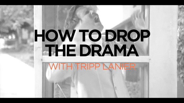 The Drama Triangle, How To Avoid Drama, and Tripp's 3-Way