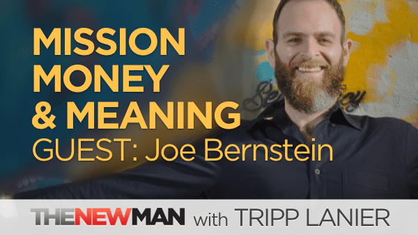 216 How to Get Your Shit Together – Joe Bernstein