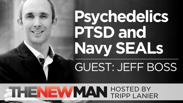 221 Psychedelics, Navy SEALs, and PTSD – Jeff Boss
