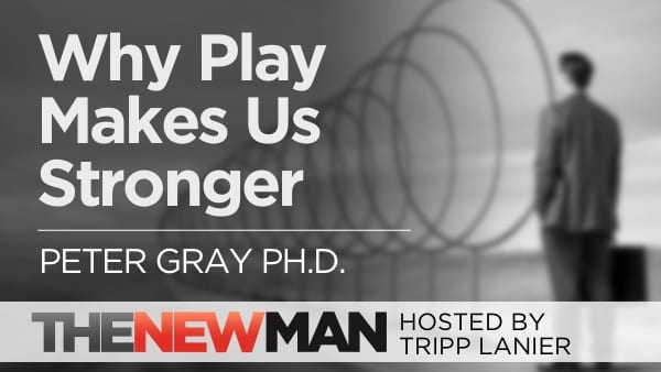 Why Play Makes Us Stronger – Peter Gray