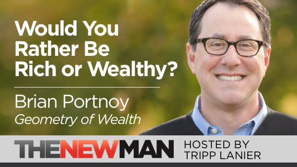 What's the Difference Between Rich and Wealthy? – Brian Portnoy