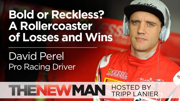 Bold or Reckless? A Rollercoaster of Losses and Wins – David Perel, Pro Racing Driver