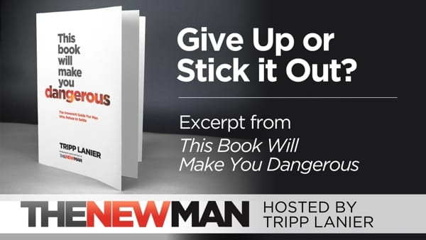 Give Up or Stick it Out? Tough Love Swimming Lessons and The Hollywood Montage (This Book Will Make You Dangerous Excerpt) – Tripp Lanier