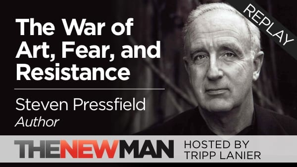 The War of Art, Fear, and Resistance (Replay) – Steven Pressfield