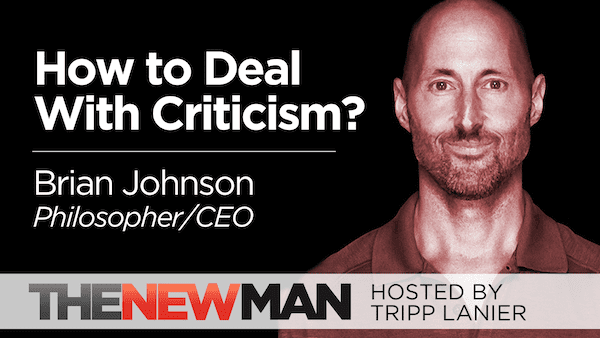 How Do You Deal with Criticism? (Part 2) – Brian Johnson