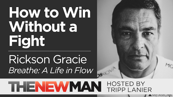 Rickson Gracie – How to Win Without a Fight